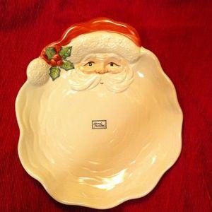 Santa Dish